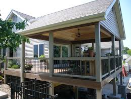 covered patio deck designs.  Deck In Covered Patio Deck Designs