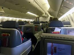 Delta One Boeing 767 Business Class Is Good Despite