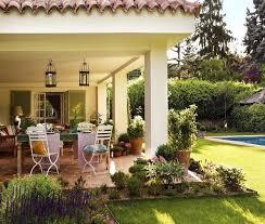 Exterior Outdoor House Decorating Ideas Good Furniture STEVEB Interior  Decorate With
