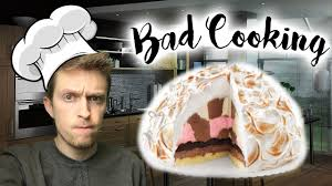 Bad Cooking: Baked Alaska - YouTube