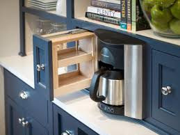 Bar For Kitchen Stunning Kitchen Open Shelves Ideas With Coffee Bar And Small