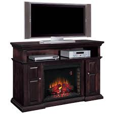 electric fireplace entertainment center diy