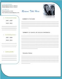 Ideas Collection Microsoft Word 2007 Resume Tutorial Fancy Cv In Ms