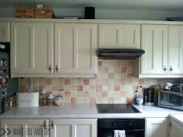 painting kitchen tile backsplash tile luxury painted kitchen tile and easy update for dated painting kitchen tile backsplash
