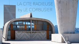 One Of Le Corbusiers Housing Units La Cité Radieuse In Marseille