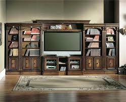 bookcase entertainment center. Parker House Huntington Large Entertainment Center Wall Unit Intended Bookcase