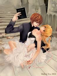 Light Misa Death Note Pinterest Death note Death and Note