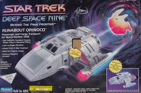 Short notice and/or emergency response transportation for scientific. Collectible Of The Week Deep Space Nine Runabout Playmates John Kenneth Muir