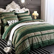 dark green white and gold indian tribal