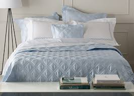Quilts, Coverlets & Duvets: What's the Difference? & matouk-bed-coverings-quilt-luna Adamdwight.com