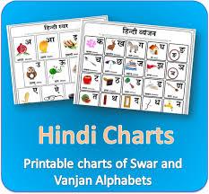 Swar Vyanjan Chart Tuitmob Technologies