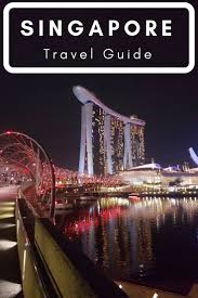 Another Word For Itinerary Is Singapore Itinerary 4 Days My Singapore Travel Blog
