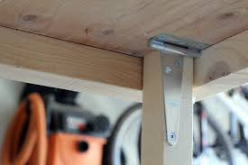 wall mounted fold down workble mount hinge decorative decoration x step 2 diy fold down table