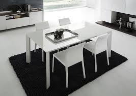 white glass dining table  dining tables