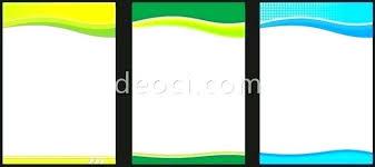Template Brosur Background 1 Template Brosur Cdr Sekolah Senetwork Co