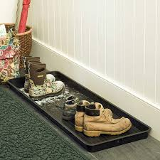 Good This Extra Large Sized Boot Tray Can Handle The Whole Familyu0027s Needs. Made  Of Durable Recycled Plastic, It Is Watertight And Lightweight.