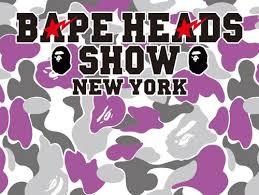 A <b>BATHING APE</b> presents BAPE HEADS SHOW Tickets   Hulu ...