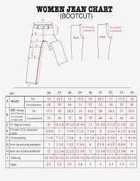 American Eagle Outfitters Jeans Size Chart Motherboard Size