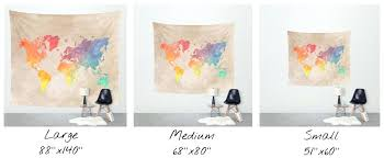 society6 wall tapestry wall tapestry world maps society6 wall tapestry how to hang