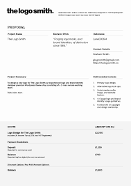 Lovely Graphic Design Estimate Template Audiopinions
