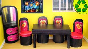 diy doll toilet paper roll furniture simplekidscrafts youtube building doll furniture