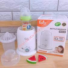 Máy hâm sữa 4 chức năng Fatz FB3002SL   Dụng cụ tiệt trùng & giữ ấm