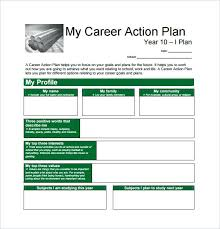 It Employee Performance Plans Career Path Template Maker For