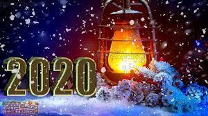 Happy New Year 2020 HD Winter ...