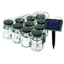 Solar String Lights Home Depot Awesome Solar Mason Jars Dailyfemaleco
