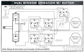 electric life power window wiring diagram 1950 massey ferguson 35 power window relay wiring diagram at Car Power Window Wiring Diagram