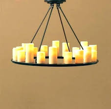 faux pillar candle chandelier lighting pillar candle chandeliers pillar candle round chandelier faux