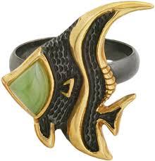 Серебряное <b>кольцо Балтийское золото 71801098-bz</b> c нефритом