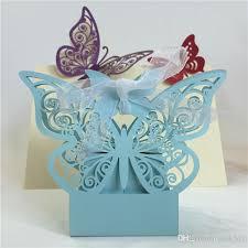 paper packing boxes wedding souvenir chocolate boxes laser cut