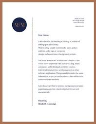 Professional Stationery Template Brown Blue Simple Professional Letterhead Templates By Canva