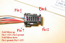 bmw rear view mirror wiring diagram bmw discover your wiring bmw e46 mirror wiring diagram jodebal