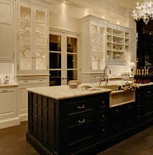 sophisticated classic traditional kitchen