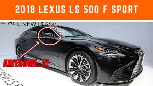 2018 lexus 500 f sport. delighful sport watch now 2018 lexus ls 500 f sport and f sport