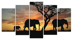 group of elephants in africa elephant multi panel canvas wall art mighty paintings on african elephant canvas wall art with group of elephants in africa elephant multi panel canvas wall art