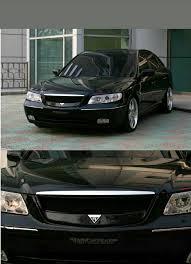 <b>Решётка радиатора</b>. Не <b>стандарт</b> — Hyundai Grandeur, 3.3 л ...