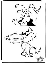 Kleurplaten Honden Huis En Boerderijdieren
