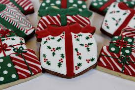 christmas present cookies. Wonderful Christmas I Used  To Christmas Present Cookies H