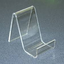 Lucite Plate Display Stands Extraordinary Small Display Stand Acrylic Stand Plate Stand Book Stand Large