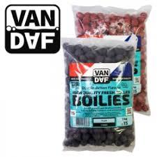 <b>Бойлы</b>/Пеллетс/Готовые <b>Насадки Van Daf</b>
