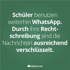 Facebook Spruch 3 Whatsapp