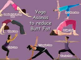 Exercise to reduce butt size
