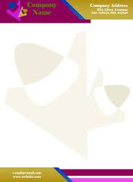 Sample Company Letter Head Pad Ninareads Com