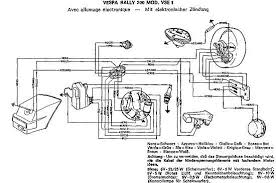 vespa wiring diagrams vespa wiring diagram vespa rally 200 vse1