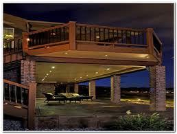 fantastic deck lighting ideas decorating ideas. Deck Lighting Ideas. Under Rail Ideas Decks Home Decorating Fantastic