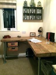 industrial style office furniture. Industrial Style Office Furniture Wondrous Desk Design Innovative . L