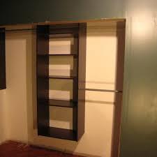 closetmaid closet organizer kit amazing efficient closet